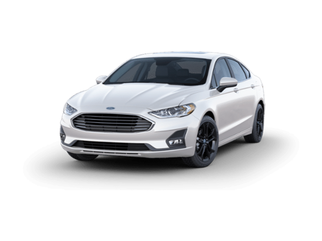New 2019 Ford Fusion SE Sedan in Montpelier OH
